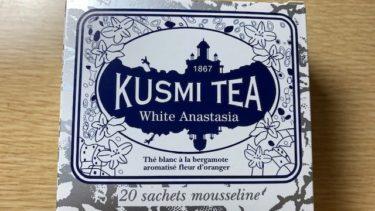 KUSMI TEA クスミティー 白茶 White Anastasiaレビュー