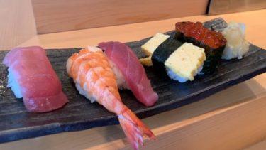 原宿/表参道/明治神宮前ランチ 江戸前寿司 青山 さなか が安くて美味しい!