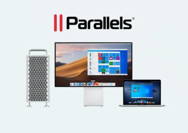 Parallels パラレルズはMac上でWindowsが動かせる優れモノ!